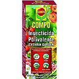 Compo Cythrin Garden Insecticida Polivalente, para Plantas hortícolas, arbustos y Ornamentales, Control de plagas más habitua