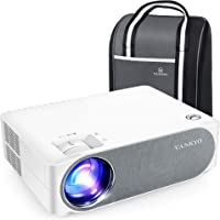 Videoprojecteur, VANKYO Projecteur 1920x1080P Full HD Retroprojecteur ±50° 4D Correction Trapèze Compatible HDMI VGA AV…