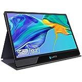 LABISTS Monitor Portatile 13.3 Pollici, Monitor IPS con Risoluzione 1920 x 1080, Supporta HDMI e USB C, 16:9 HDR, adatta a Sw