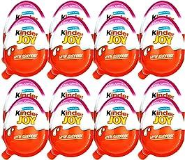 Kinder Joy Chocolates for Girls, 16 Pieces