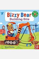 Bizzy Bear: Building Site Board book