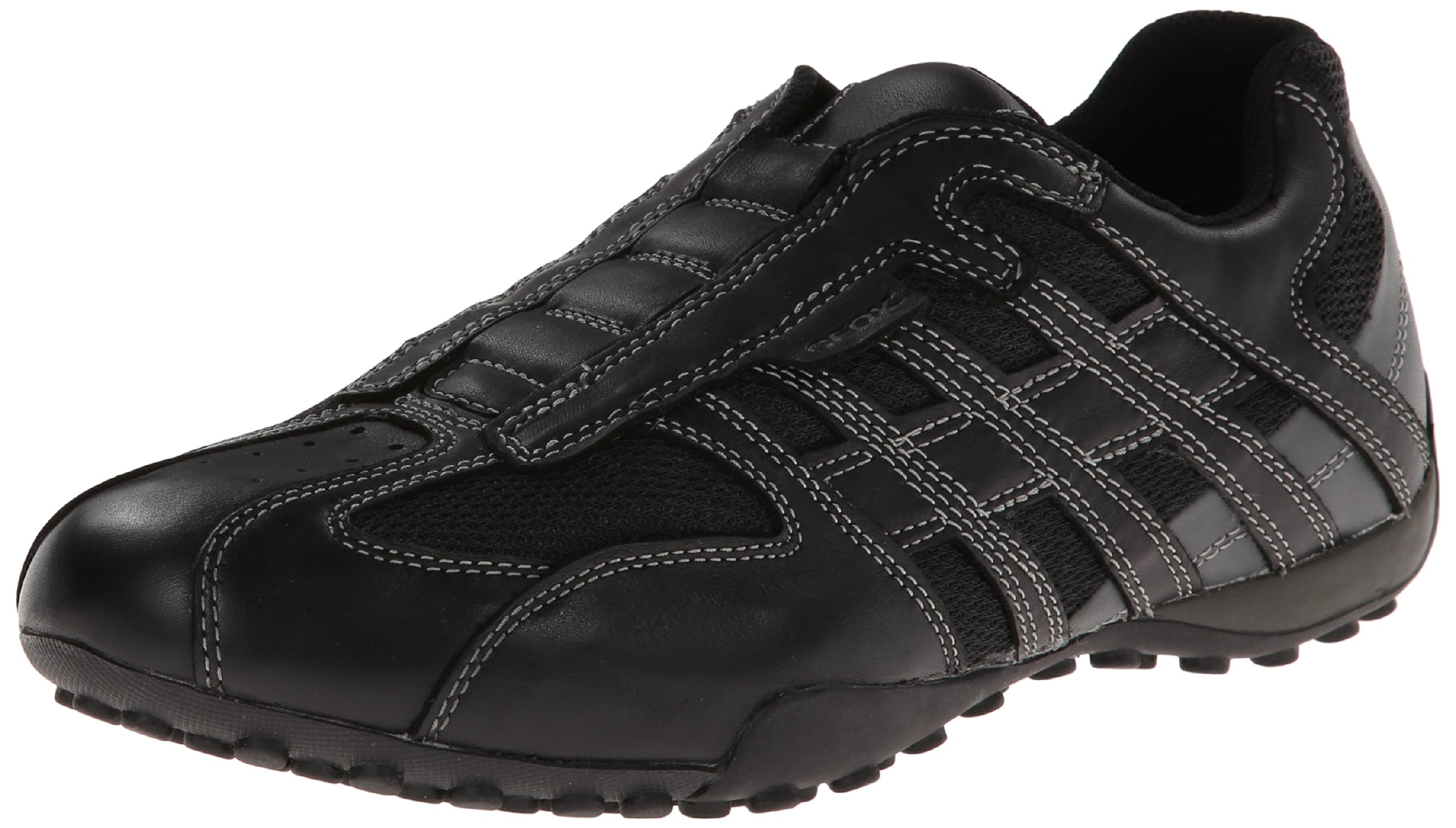 Moderne Geox Baskets Sneakers, Homme Geox Snake Baskets Mode