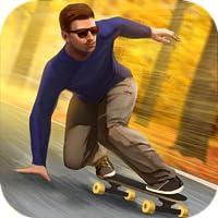 Longboard Simulator 3D - Skater Rush