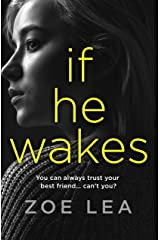 If He Wakes Kindle Edition