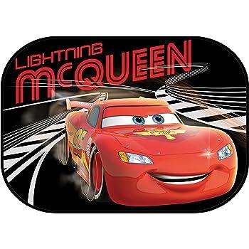 Disney Cars  2 x car sunscreen   curtains   side window   sun visor ... 34b08d23545