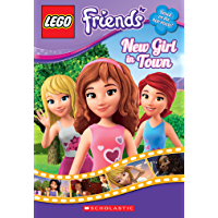LEGO Friends: New Girl in Town (Chapter Book 1) (English Edition)