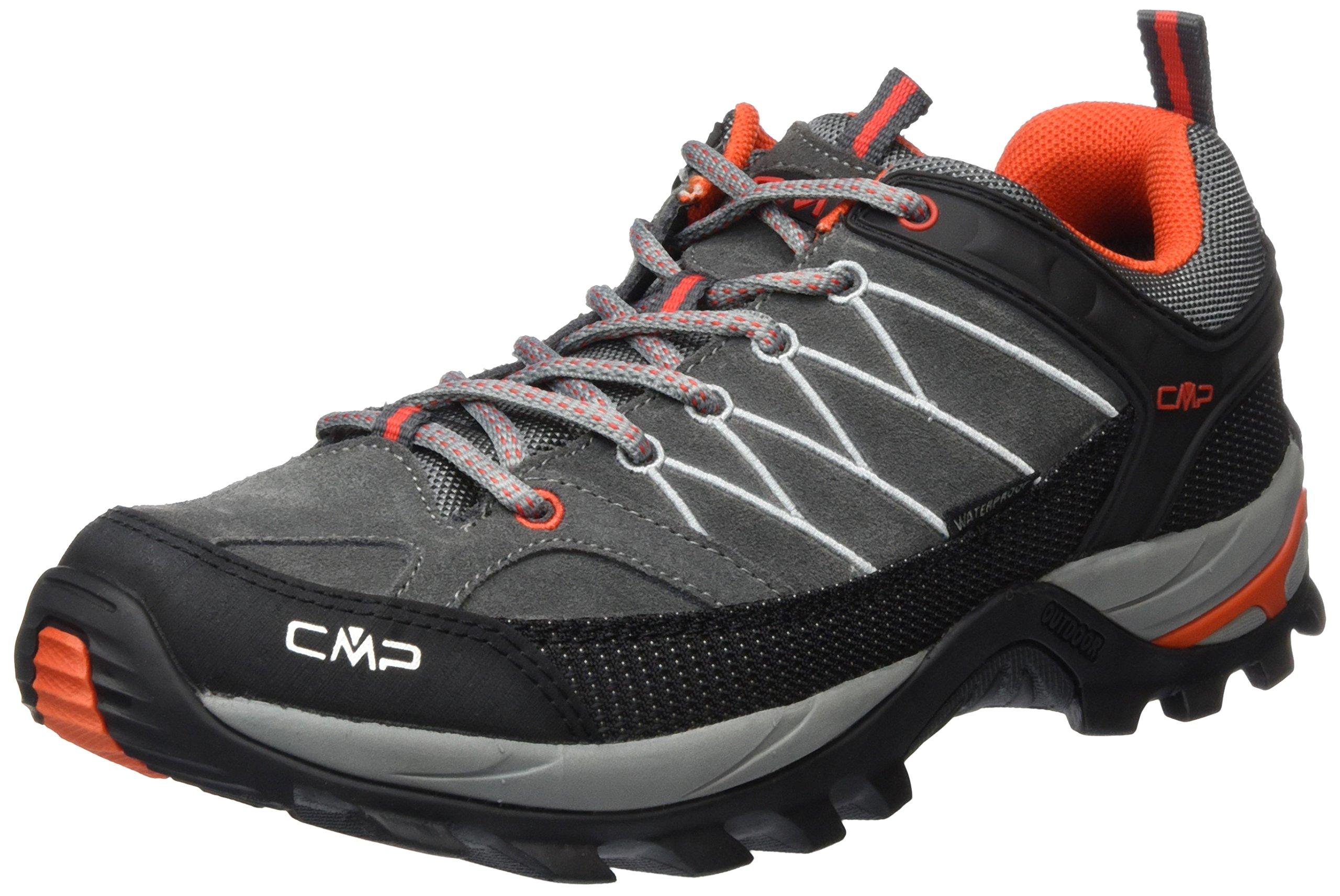 CMP Rigel Low WP, Zapatos de Senderismo Hombre