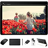 Tablet 10 Pulgadas Android 10 Pro con Procesador Octa-Core Núcleos 1.6GHz 4GB RAM + 64GB ROM Batería 8000mAh   Cámara Dual 5M