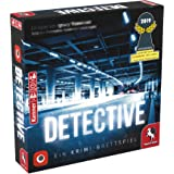Pegasus Spiele- 57505G Detective Spel, Tysk Version