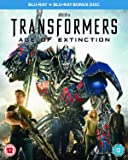 Transformers: Age of Extinction [Blu-ray + Bonus Disc] [Region Free]