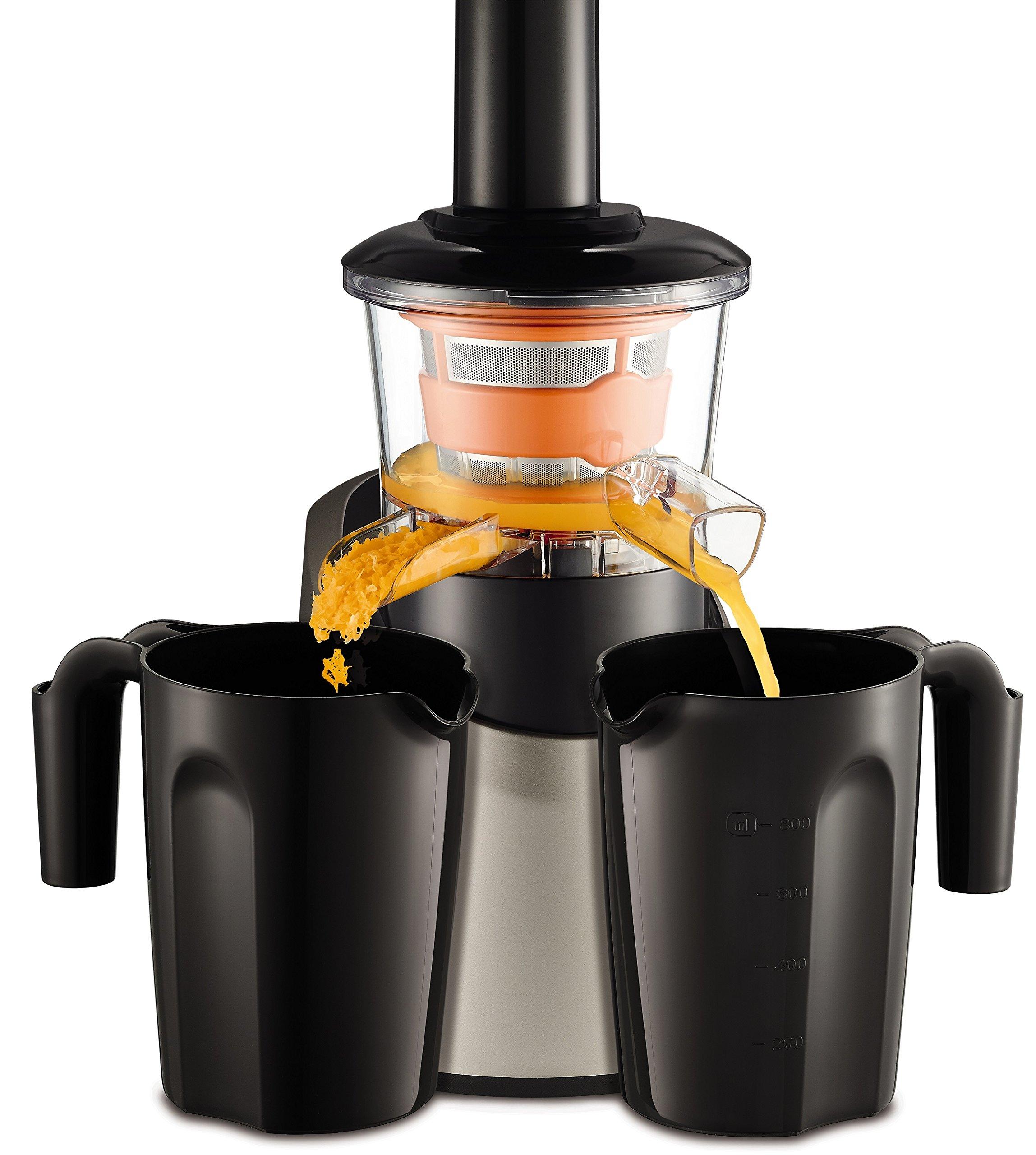 Moulinex ZU255B Infiny Juice Estrattore di Succo, Spremitura a Freddo, 200 W - 2021 -