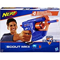 Nerf - Elite Scout MKII ET FLECHETTES Elite Officielles