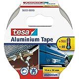 tesa Aluminium tape, 10m x 50mm, zilver