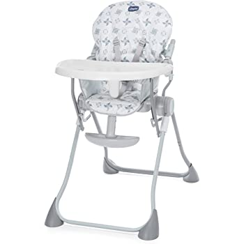 Chicco Pocket Meal Highchair, Grey