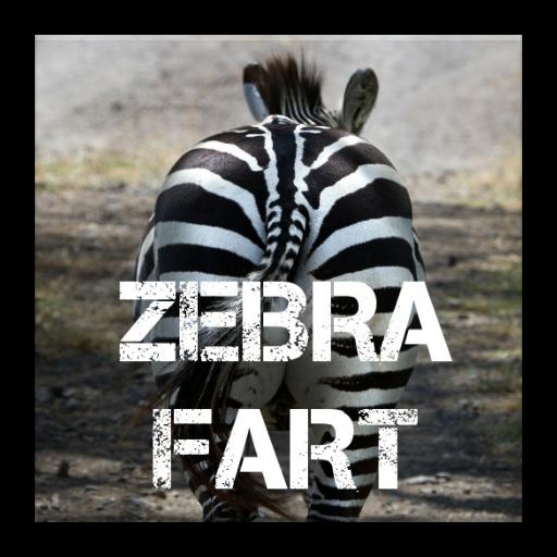zebra-fart