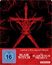 Blair Witch & Blair Witch Project - Steelbook [Blu-ray] [Limited Edition]