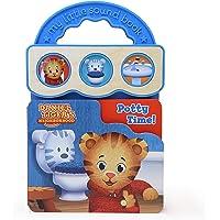 Potty Time! (Daniel Tiger's Neighborhood Interactive Take-Along Children's Sound Book)