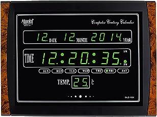 Ajanta Digital Clock OLC-104 (Green LED)