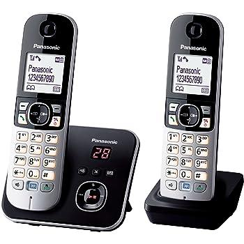 f210f4263c7aa0 Alcatel XL 385 Voice Duo Téléphones sans Fil Répondeur Ecran Blanc ...