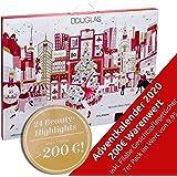 Douglas Beauty Adventskalender 2020 -EXKLUSIV Edition Newyork Winter- idealer Frauen + Mädchen Weihnachtskalender, Wert…