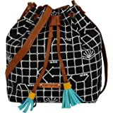 Funk For Hire Drawstring Sling Bags