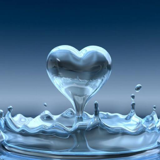 Heart 3d At Rain Live Wallpaper Amazon Co Uk Mobile Apps