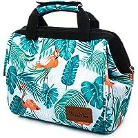winmax Sac Repas Isotherme Portable Sac à Déjeuner Lunch Bag Box Sac Glacière pour Enfant Travail Pique-Nique Repas…