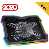 """KLIMâ""""¢ Ultimate + Laptop Cooling Stand with RGB backlighting + 11"""