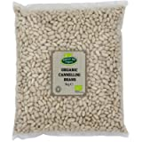 Organic Cannellini Beans 1kg by Hatton Hill Organic - Free UK Delivery