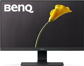 BenQ GL2580H 62,23 cm (24,5 Zoll) Monitor (Full-HD, HDMI, DVI, Eye-Care, 1ms Reaktionszeit) Schwarz