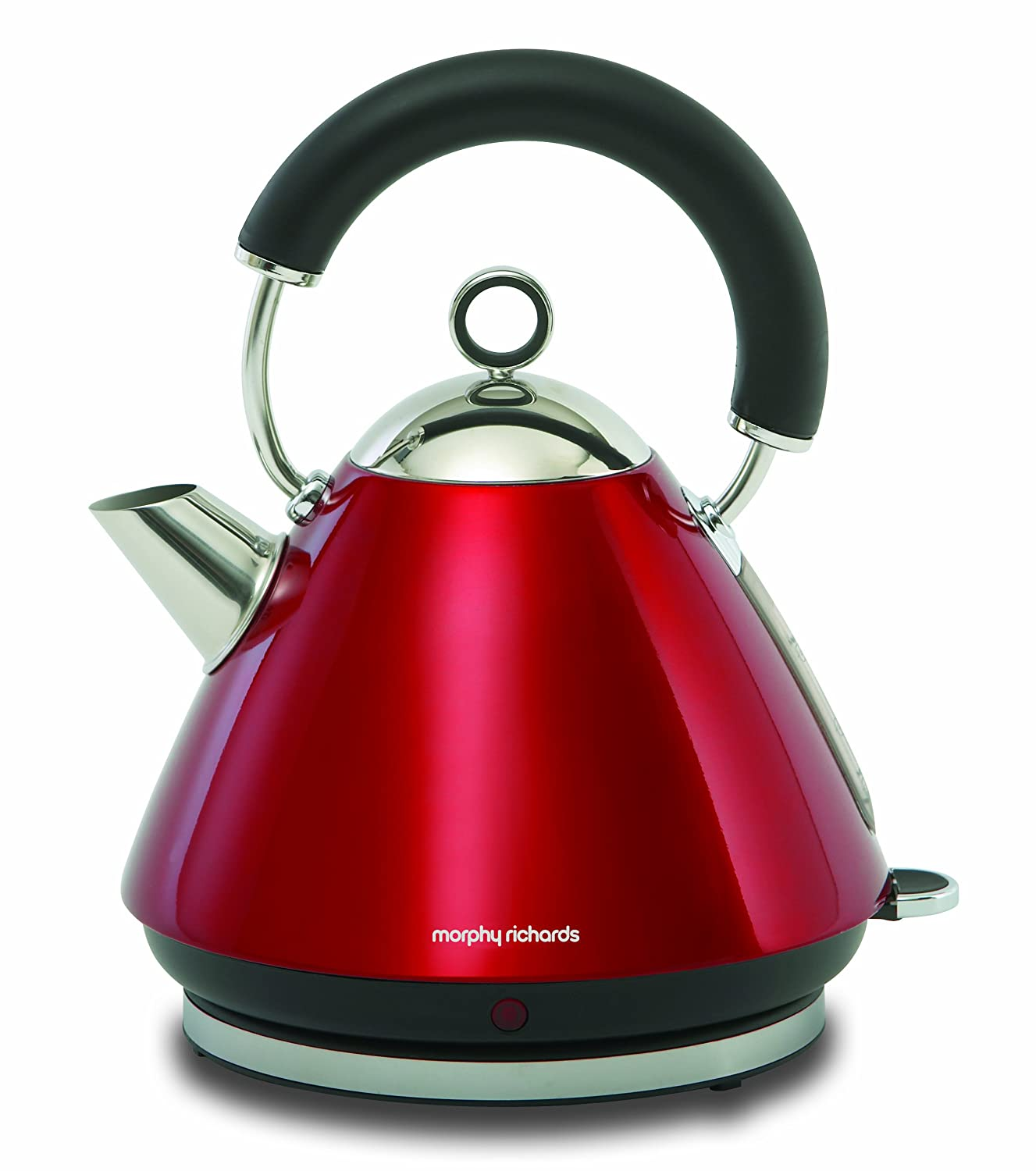 5l accents range only electricals co uk small kitchen appliances - Morphy Richards Accents 43775 Pyramid Kettle Amazon Co Uk Kitchen Home