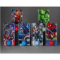 Prezzie Villa Pack of 2 Avenger Water Game Toy for Birthday Return Gifts Random Design Sent