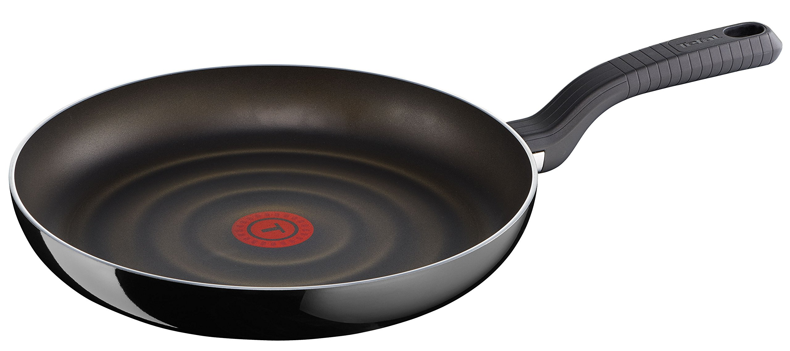 Tefal D50302 All-purpose pan Round frying pan - frying pans (All-purpose pan, Round, Black, Titaniu