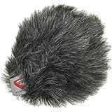 SHURE AMV88-FUR - Antivientos de peluche para el micrófono MV88