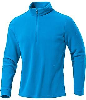CMP Fleecepullover Fleecepulli MAN SWEAT blau atmungsaktiv wärmend