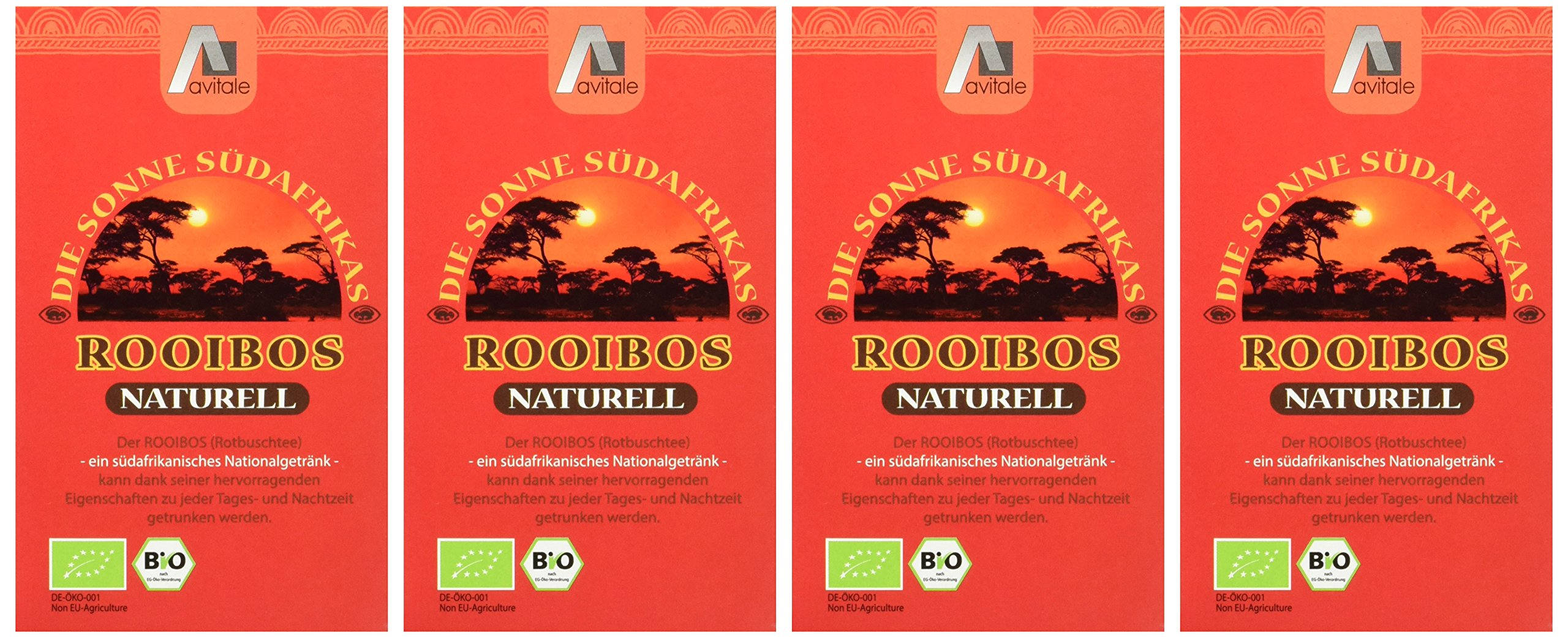 Avitale-Rooibos-Filter-Naturell-Bio-4er-Pack-4-x-50-g