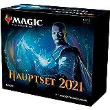 Magic: The Gathering hoofdset 2021 bundel 10 boosterverpakkingen & accessoires (Duitse versie)