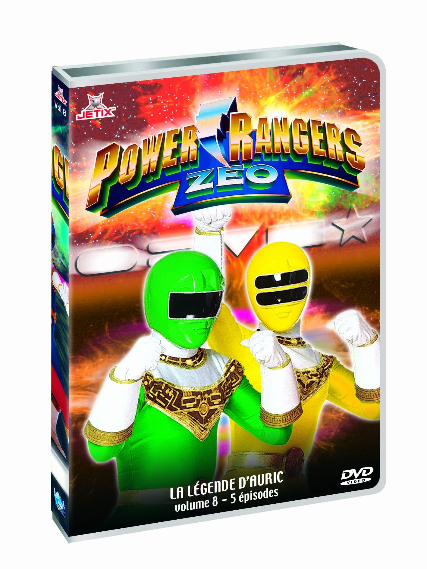 Power Rangers, Zeo - vol.8 [Edizione: Francia]