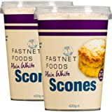 Fastnet Foods Irish Scone Mix Just Add Water - Easy to Make Baking Mix for Light and Fluffy Moreish Scones Every Time…