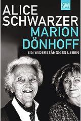 Marion Dönhoff: Ein Widerständiges Leben Kindle Ausgabe
