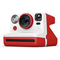 Polaroid - 9032 - Polaroid Now Appareil Photo instantané i-Type Rouge