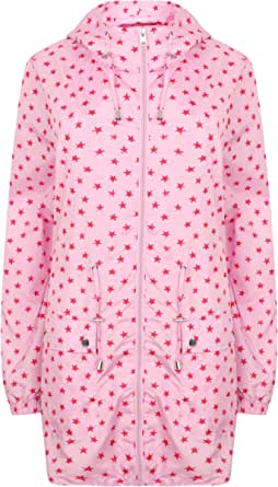 Tokyo Laundry Womens Fusion Showerproof Raincoat Ladies Windbreaker Longline Jacket