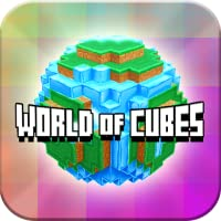 World of Cubes Survival For PE