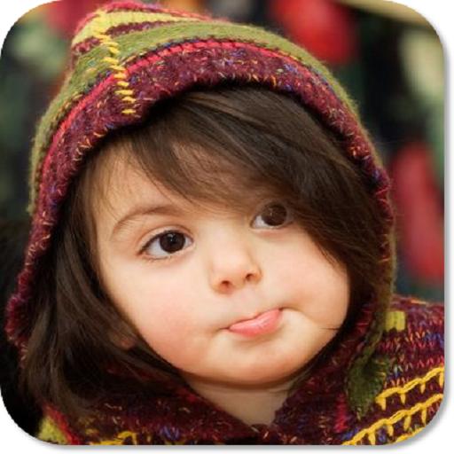 Cute Baby Girl HD Wallpapers (Creator-software Calendar)