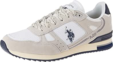 U.S. POLO ASSN. Wilde3 Suede, Sneaker Uomo