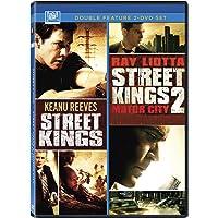 2 Movies Collection: Street Kings + Street Kings 2: Motor City