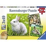 Ravensburger Kinderpuzzle 08041 Niedliche Häschen