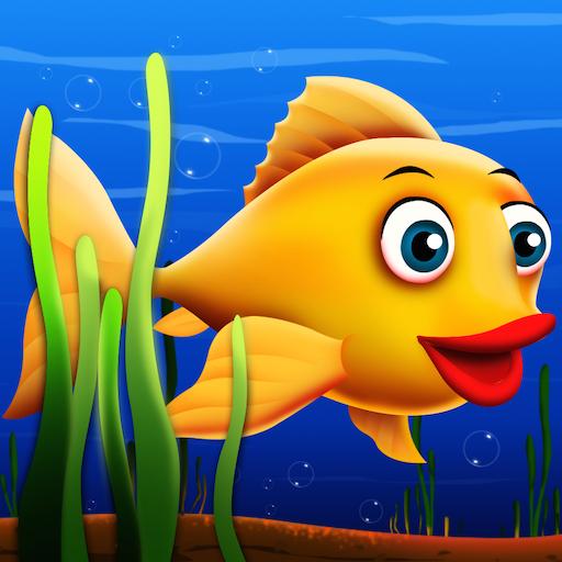flippy fischig: die Schlagklappe Blase unter Wasser Tiefsee-Abenteuer - Gratis-Edition
