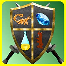 Sir Hoppity: Challenge of the Dragon FREE - Brave Bunny Knight Adventure Role Playing Game With Sword In Desert, Forest, Temple, Mine Catacombs & Dungeon