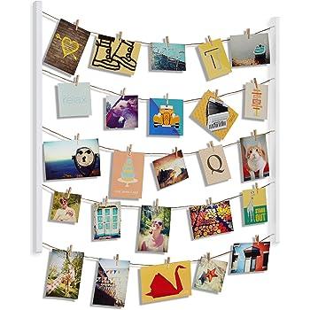 letoma fotoseil mit klammern 100 cm f r kreative und sch ne dekoration fotoleine aus. Black Bedroom Furniture Sets. Home Design Ideas